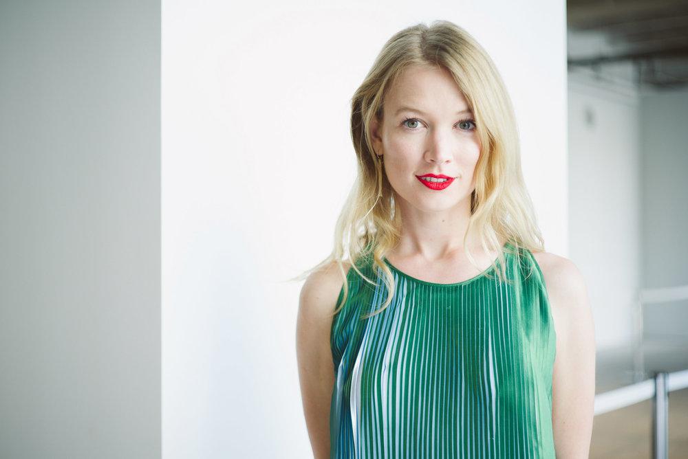 Elena Soboleva. Photograph by Gesi Schilling.
