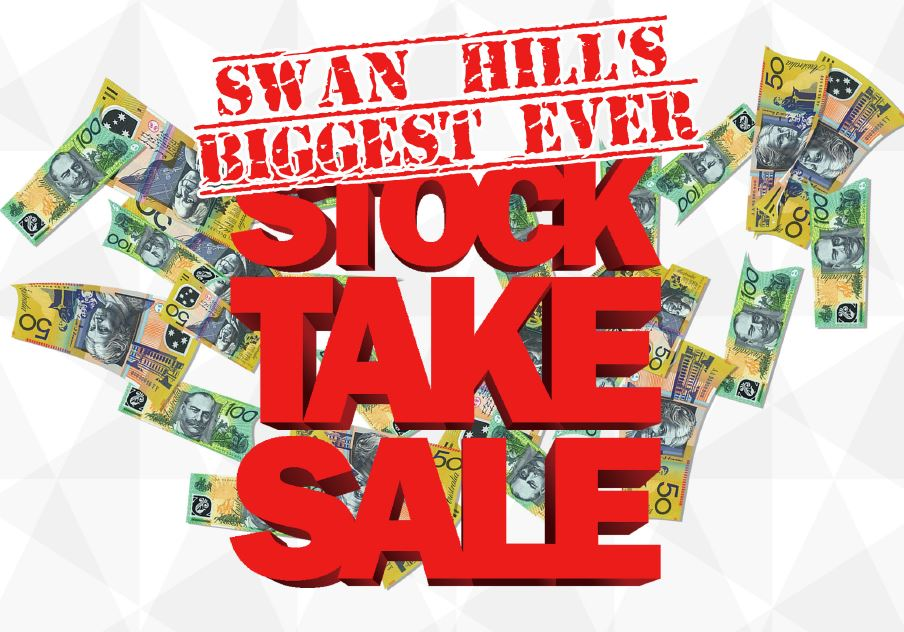 Stock Take sale.JPG