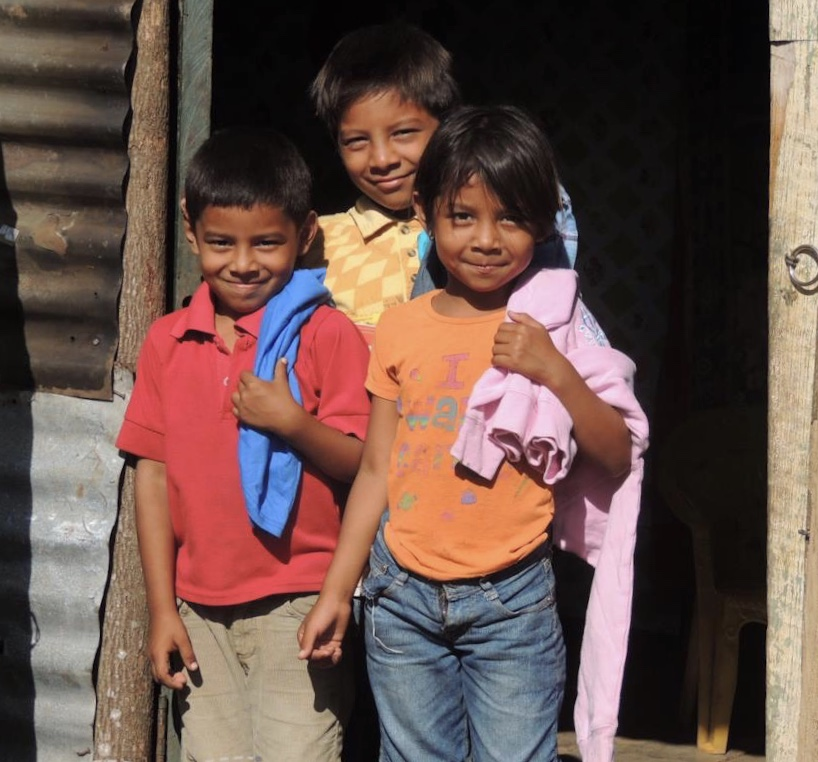 Youth clothing donations -