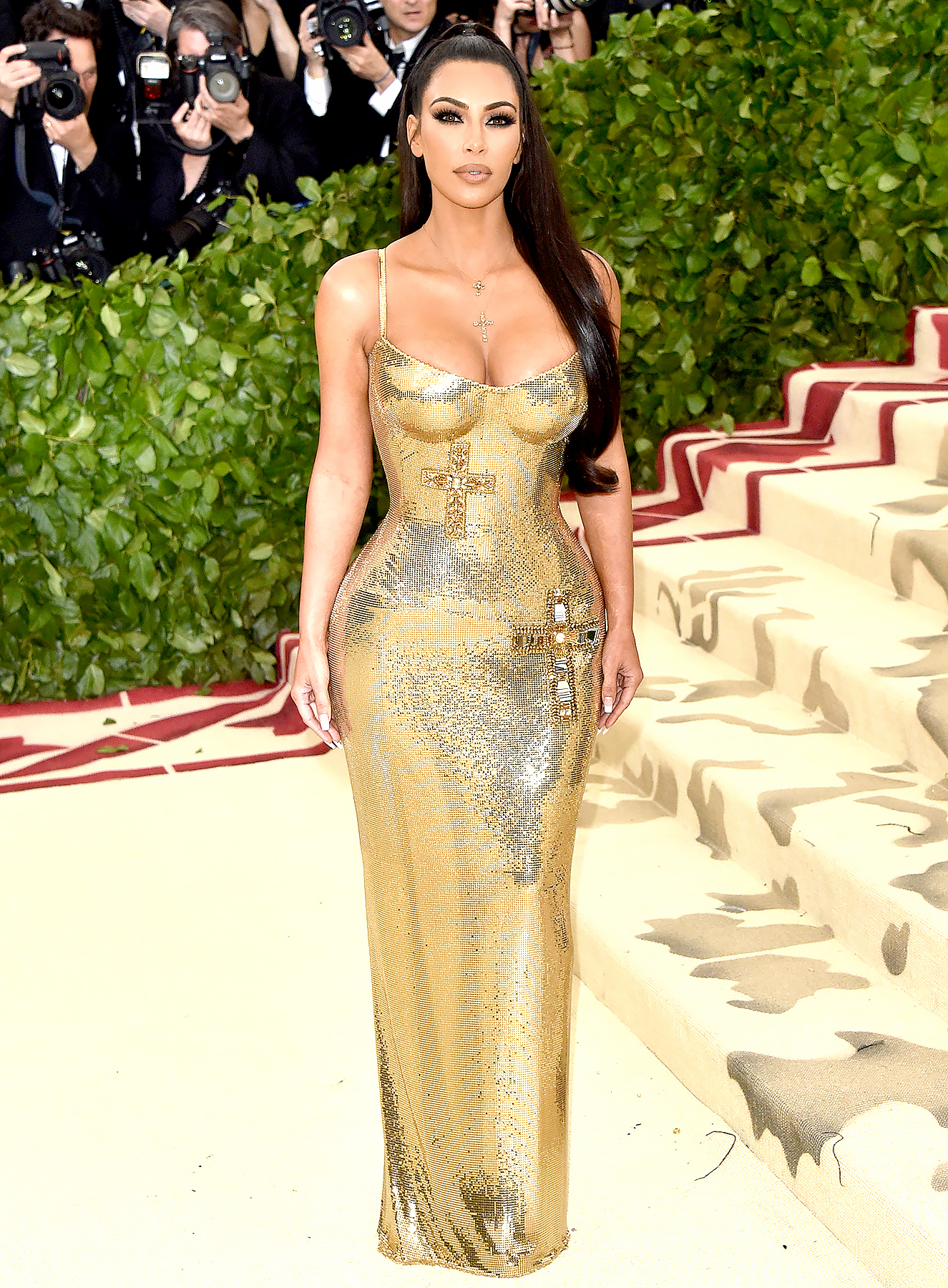 4. Kim Kardashian West