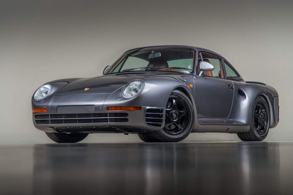 Porsche 959, izvor: canepa.com