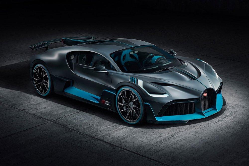 Bugatti Divo, izvor: CAR Magazine