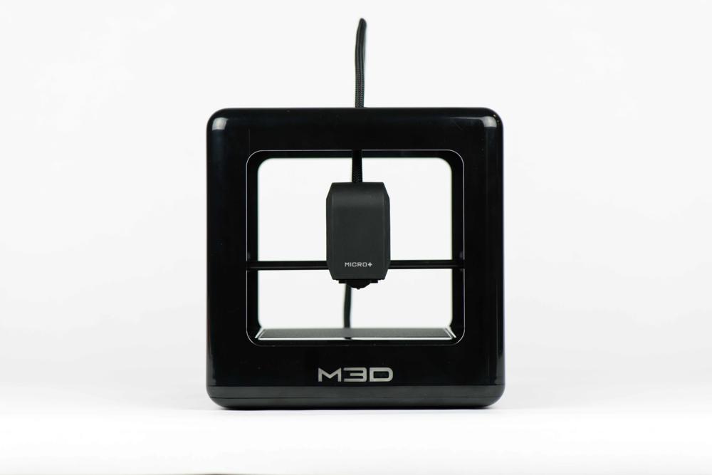 M3D Micro + 3D pisač, crno kučište - Cijena (sa PDV-om): 1940,00kn