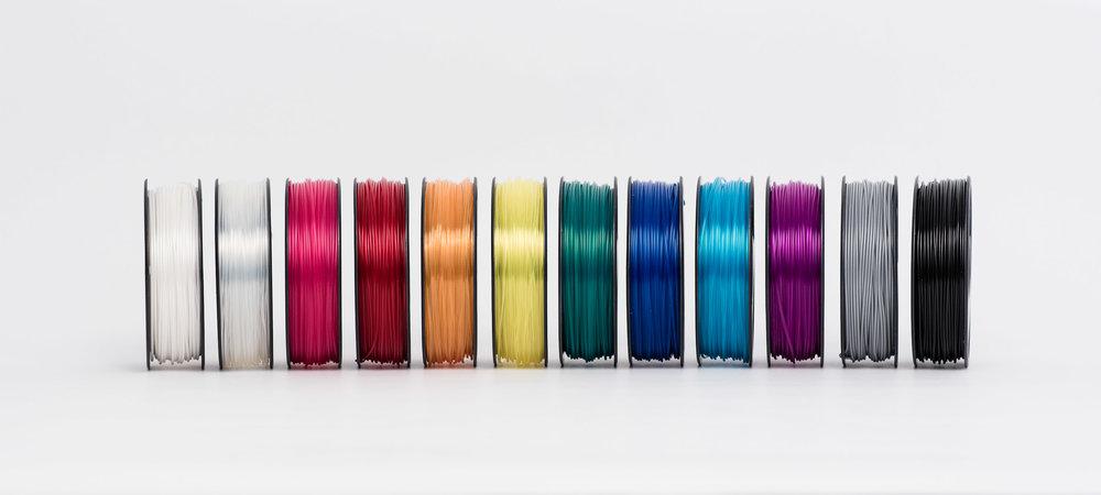 M3D PLA FILAMENT - dostupan u raznim bojama - Cijena (sa PDV-om): 145kn/komad
