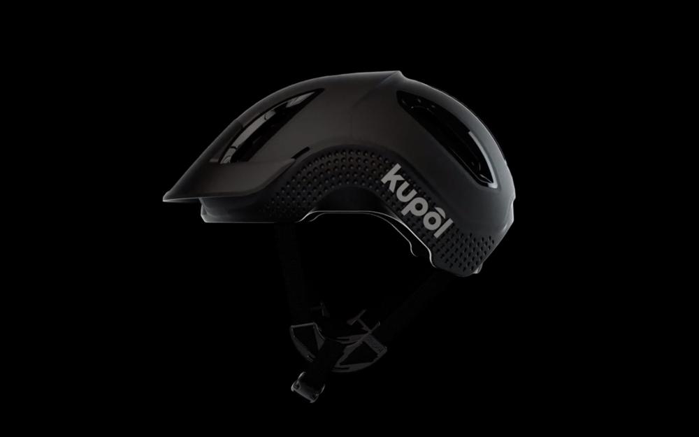Kupol, prva ikad 3D ispisana kaciga, izvor: Kickstarter