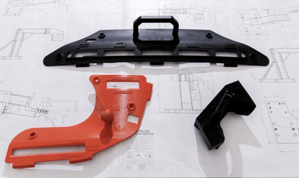 3D ispisani alati za potrebe proizvodnje novog Ford Focusa, izvor: Ultimaker