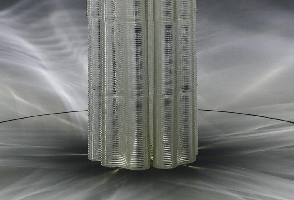 3D printani stakleni stup - izvor: 3dprintingmedia.netowork