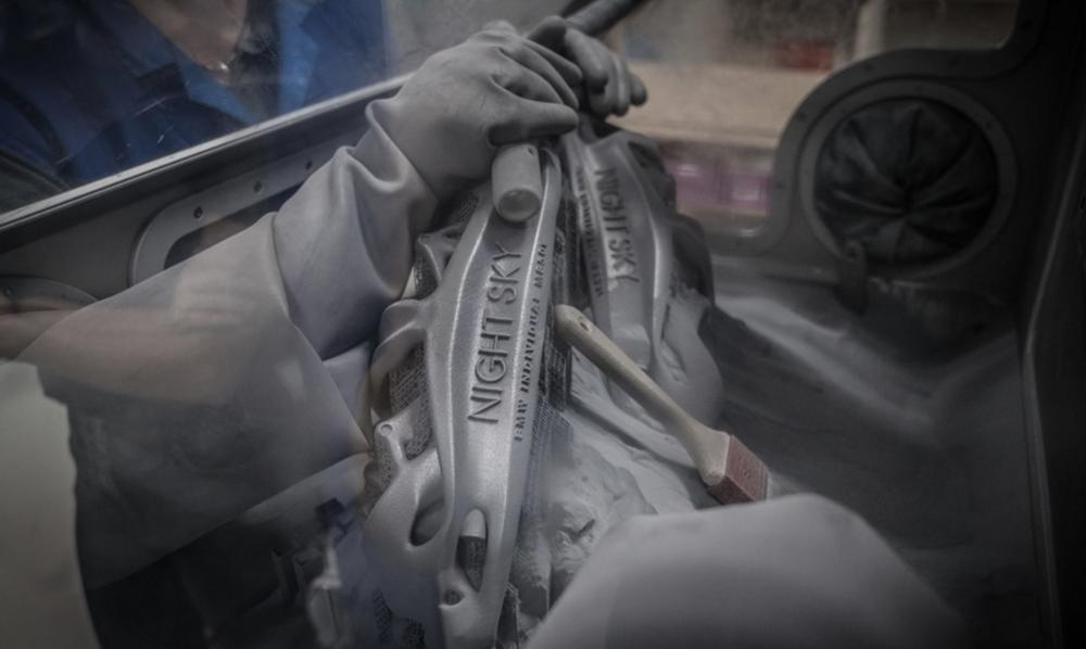 3D printana kočiona klješta - izvor: BMW