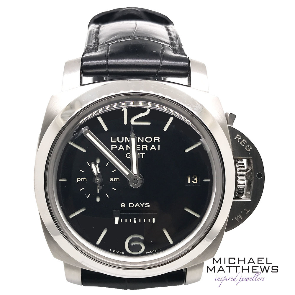 b82fb20de40 Luxury Pre-owned Watches in Bournemouth — Michael Matthews Jewellery ...