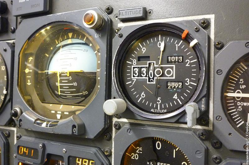 Avionics / Navigation / Flight recorders