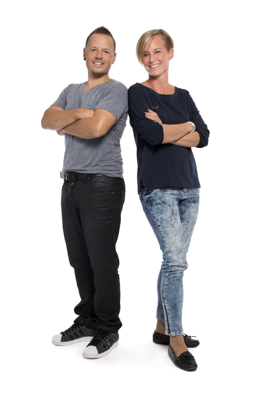 Stefan und Iris Rohrbach