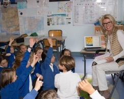 School Readings at Sotogrande International School, Spain