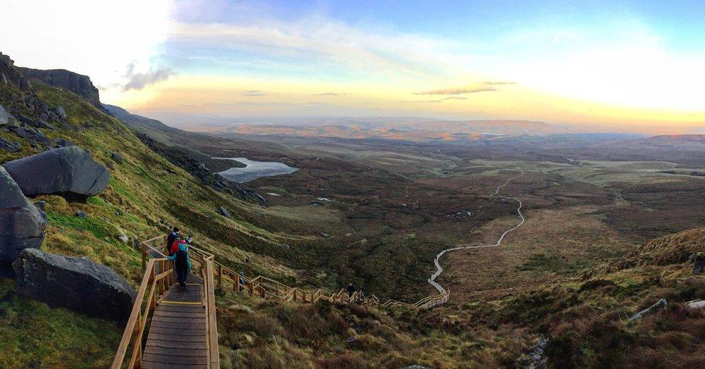 Culcaigh mountain walk
