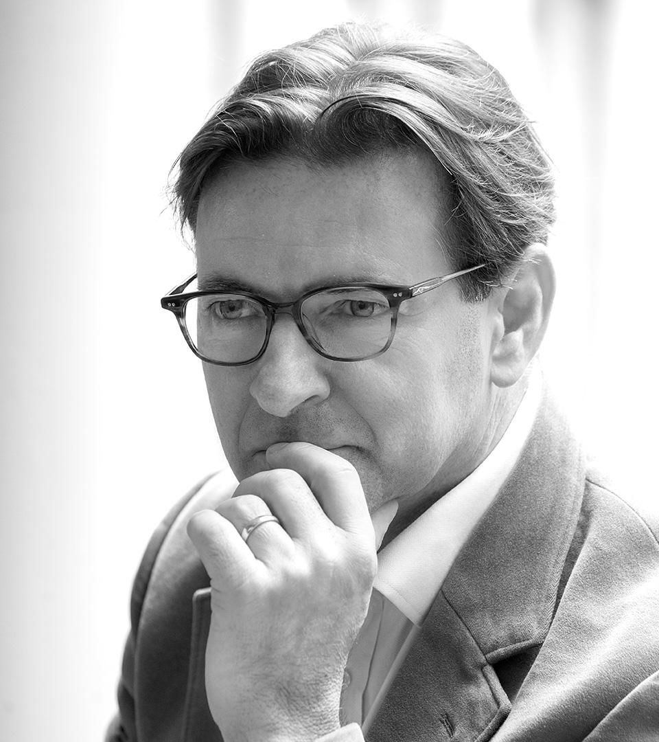 Dr Paul Aldrich - Executive Coach