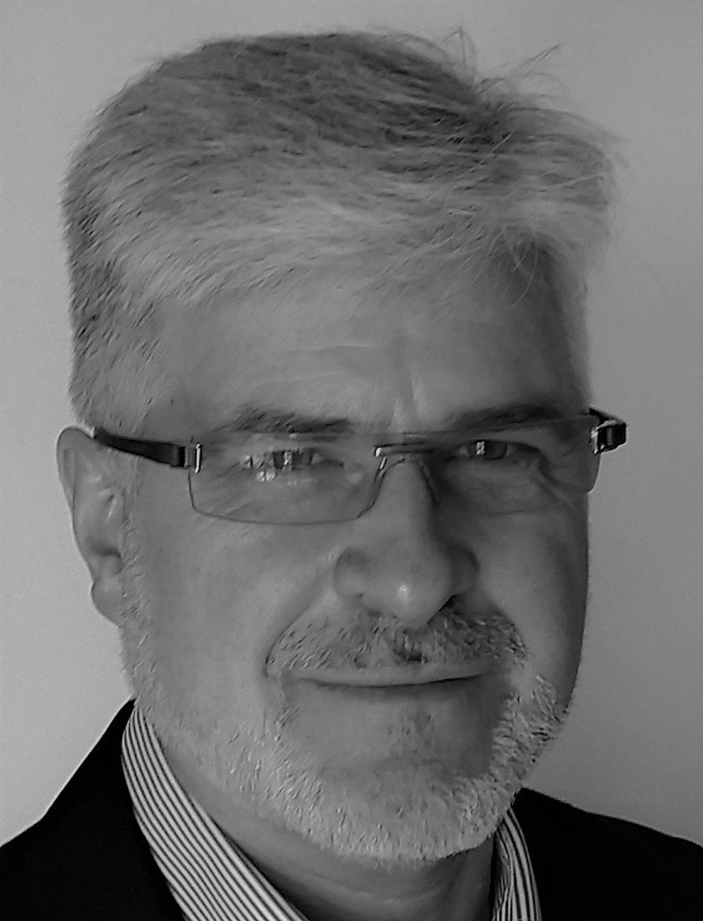 Roger Hardman - Faith & Spirituality Coach