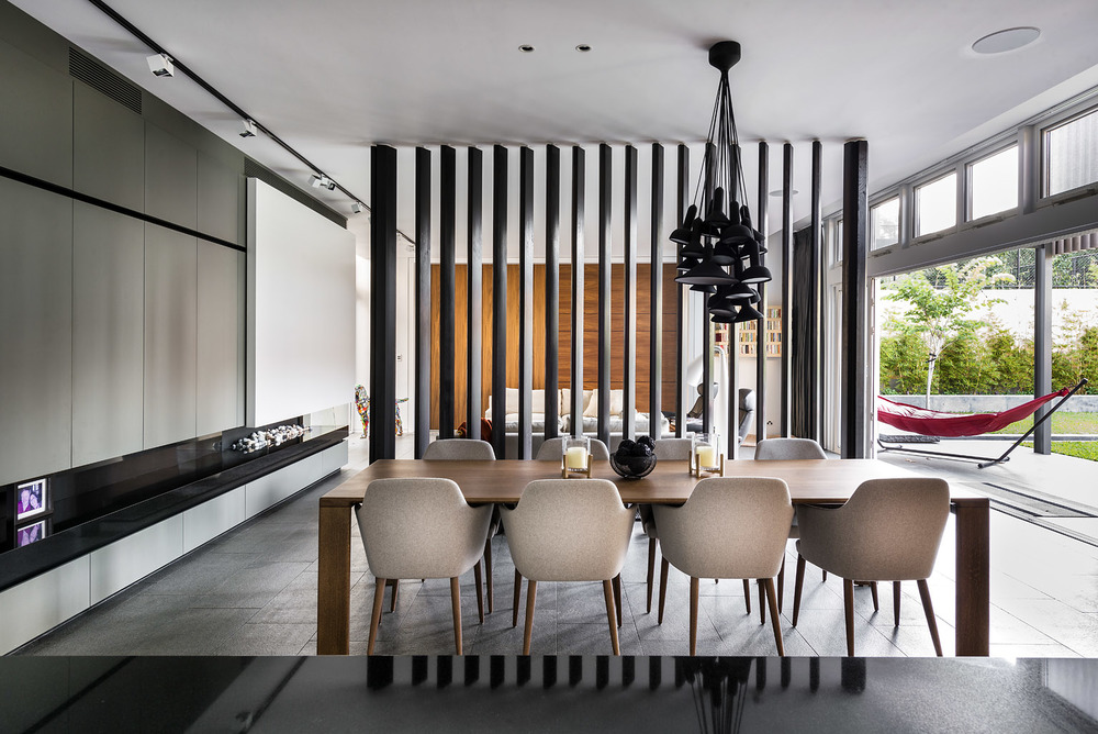Pictured: House by Don Taylor Design Associates.