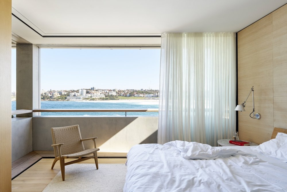 Pictured: Bondi Beach house by Tobias Partners.
