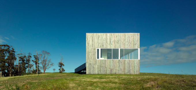 Pictured: Marion Bay House by 1+2 Architects.