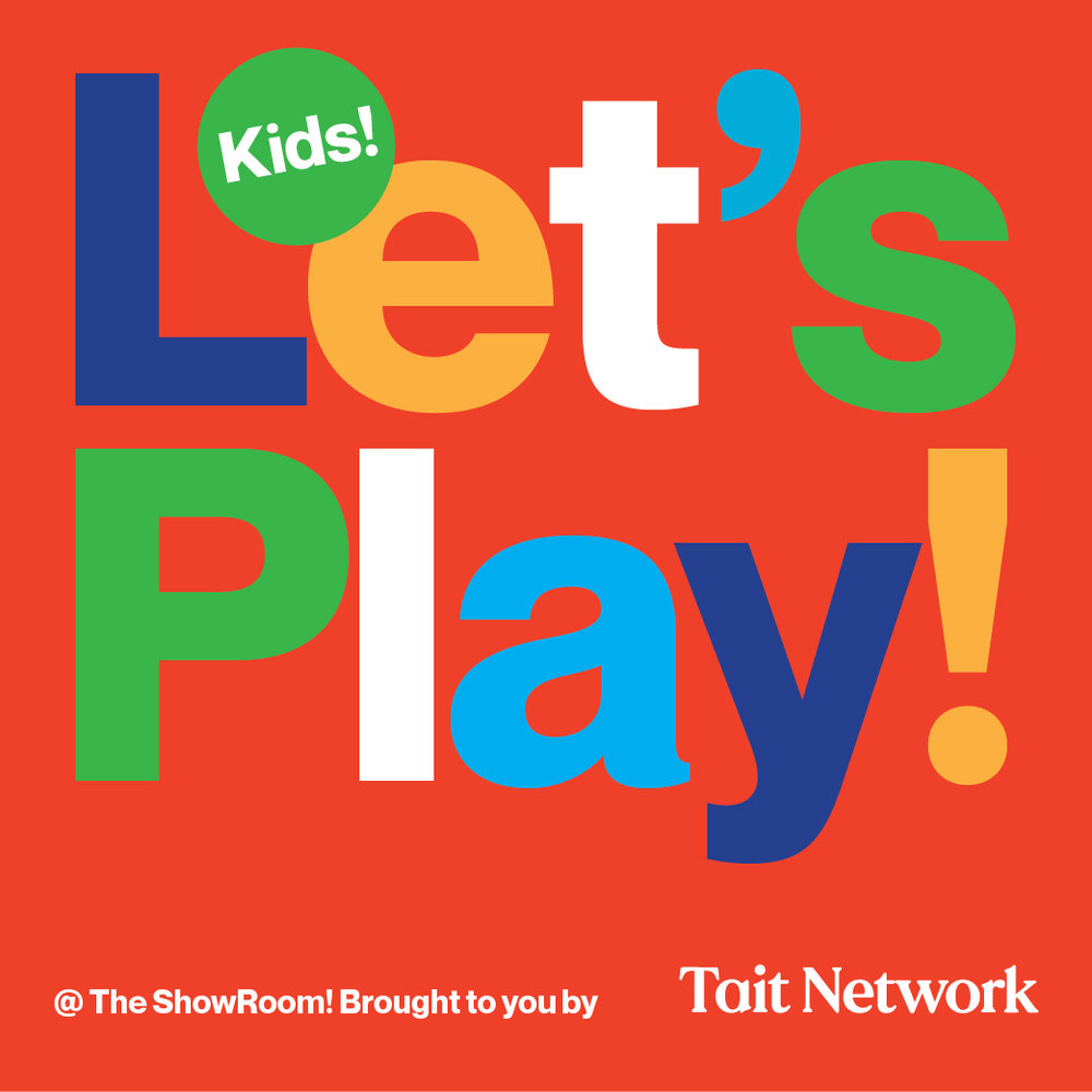 Design, build and imagine the kind of city you'd like to live in! A free creative space for kids - Let's Play - Brought to you by Tait Network. - Tait Network is a collective of Urban Designers, Landscape Architects and Architects who care about great design, vital spaces and environmental responsibility.