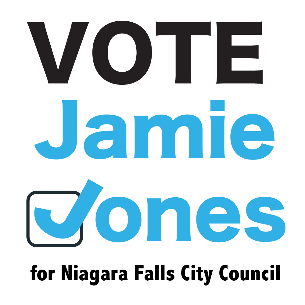 Vote Jamie Jones