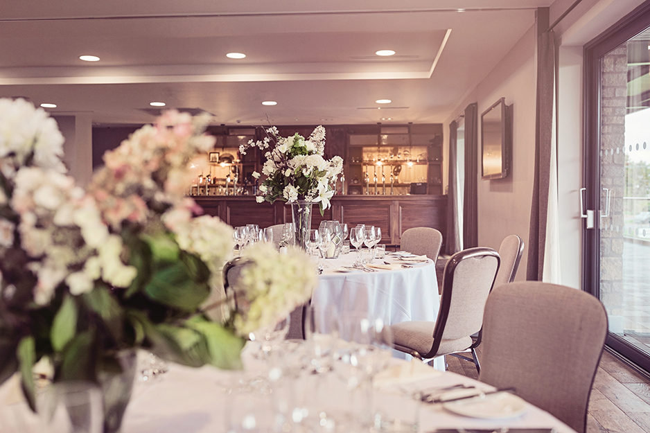 Make the space your own - You'll love the versatility of our event spaces. We'll work with you, your suppliers or recommend our own to help you create an atmosphere you love - from flowers to food.