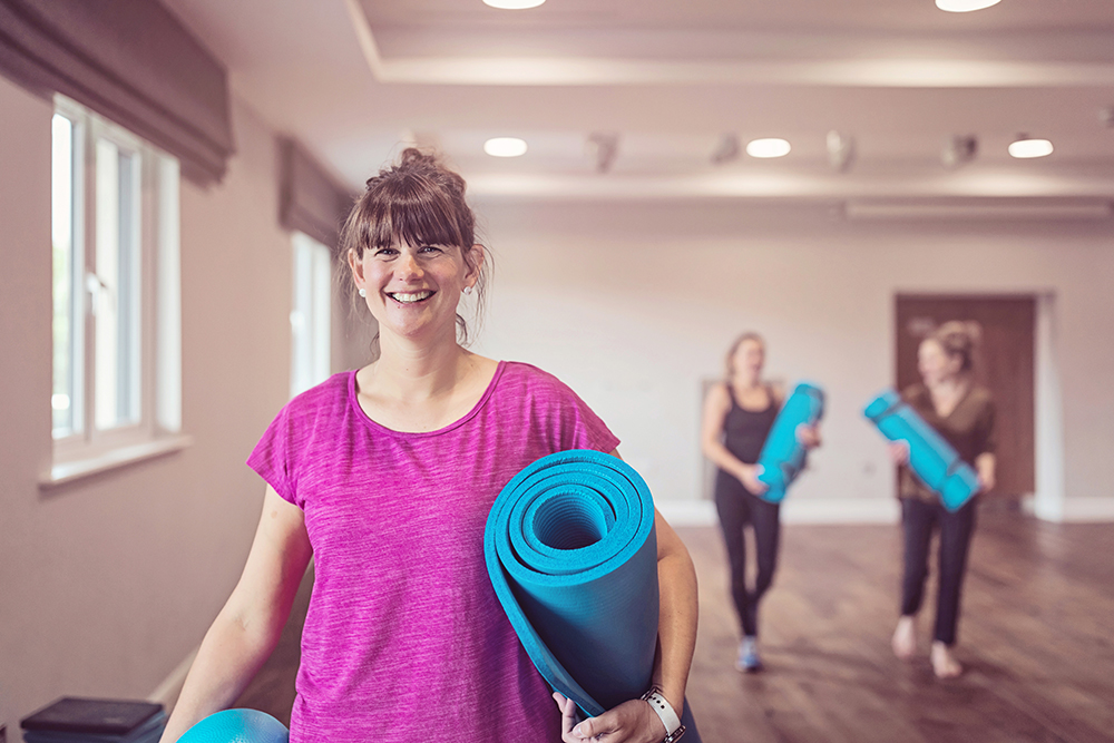 Much more than a gym. - Welcome to Kendal's best value gym with a unique range of health and physio services on-site, weekly classes and more. Membership from £20/month incl. 10% off food, drink & health club services.