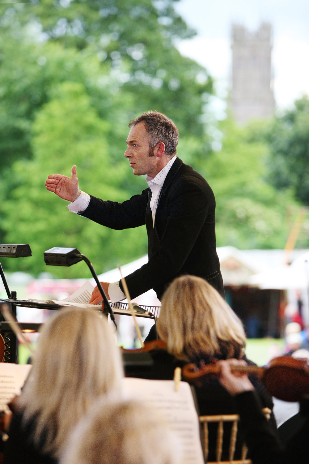 Charles Hazelwood Orchestival