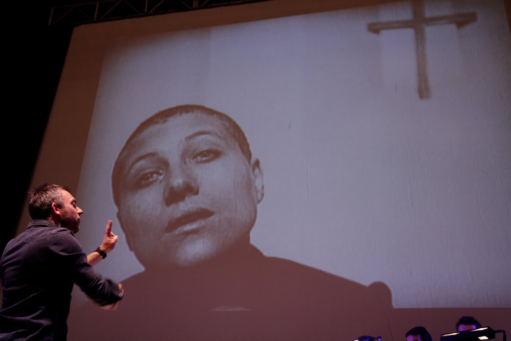 Charles Hazlewood, Passion of Joan of Arc
