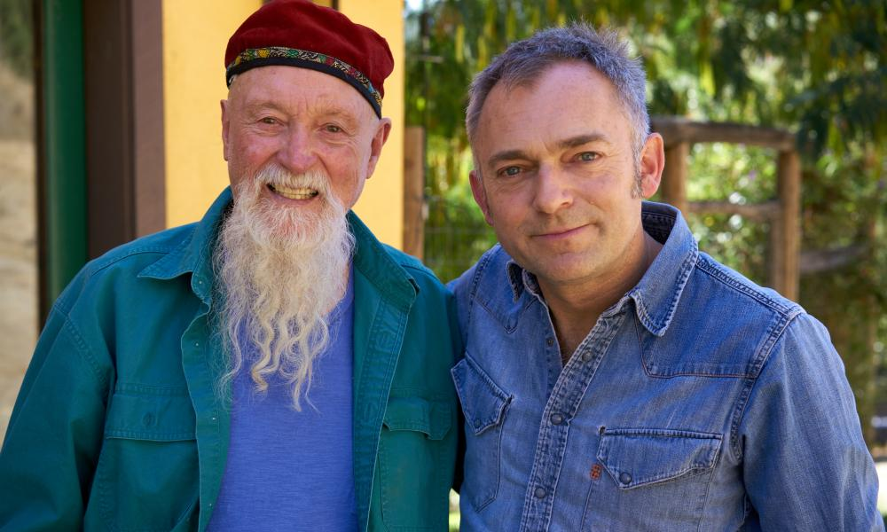 Terry Riley and Charles Hazlewood