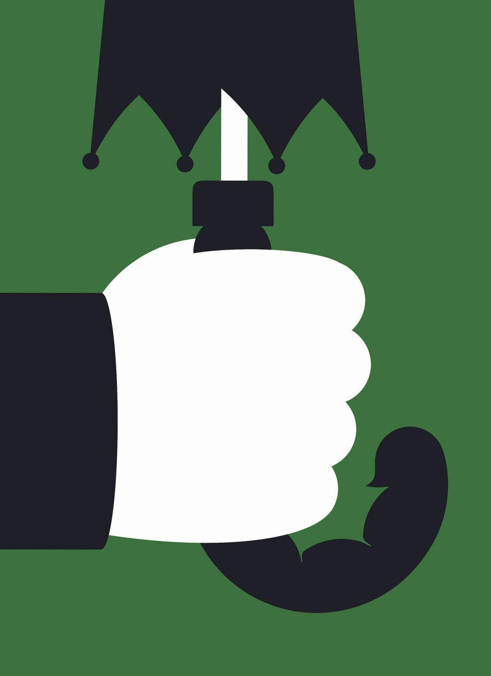 Kleinwort Benson - Illustration for an article entitled