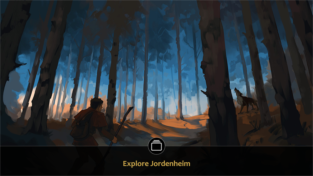 Astrid of Guilon, a famous adventuress of her time, was also an ardent historian and chronicler. Learn about the history and regions of Jordenheim by perusing her writings. -
