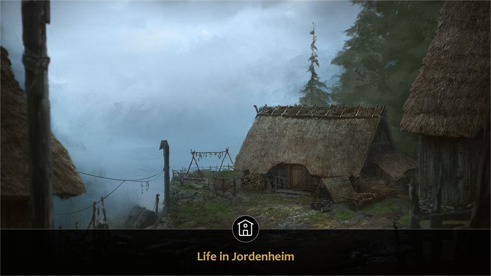 Jordenheim spans a large region of the known world and local and regional life can vary enormously from area to area. Get a view of what life is like in the world in this section. -