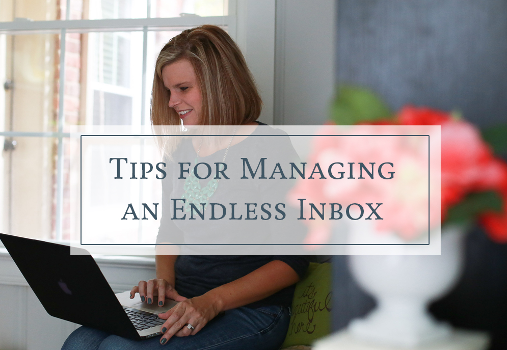 Tips for Managing an Endless Inbox