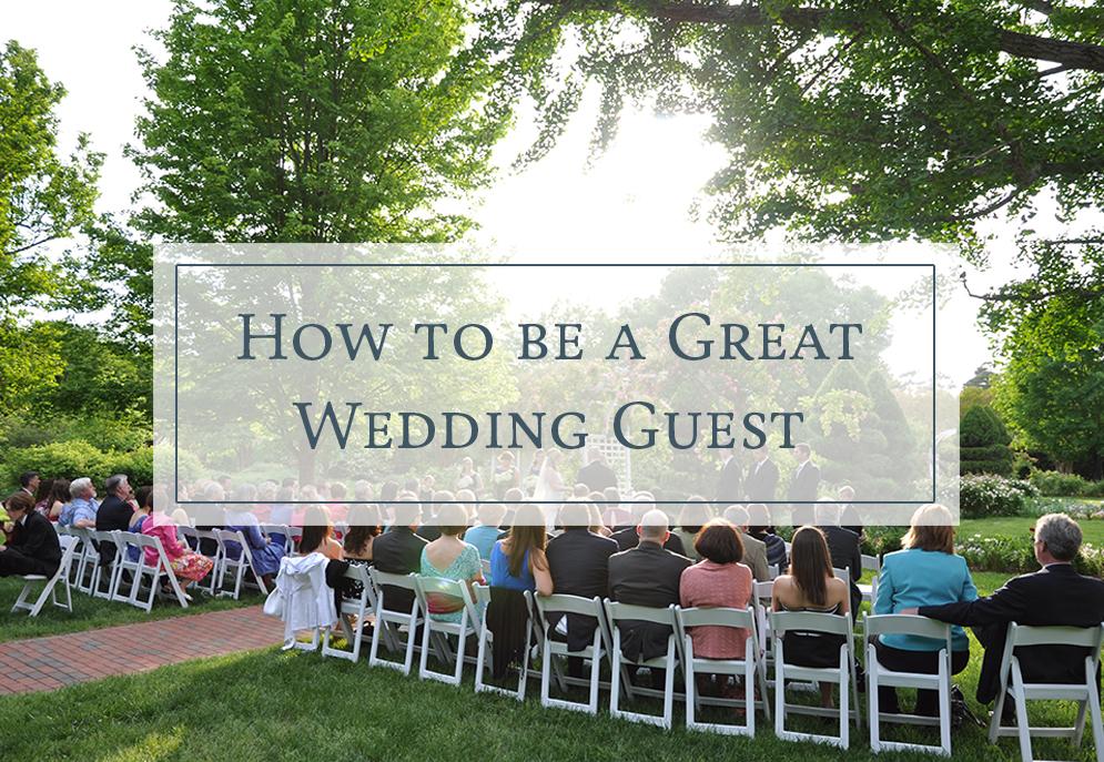 Guest Etiquette