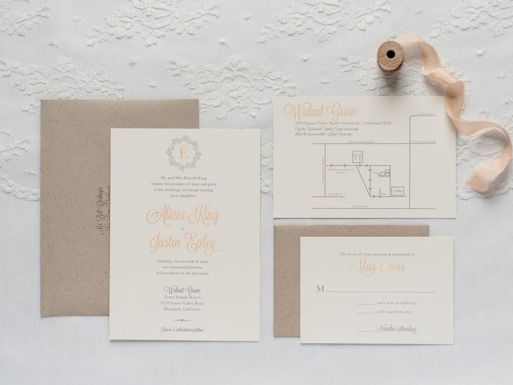 5 Must Haves for Wedding Invitations