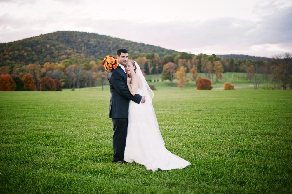 Amanda + Chris University-Infused Fall Wedding