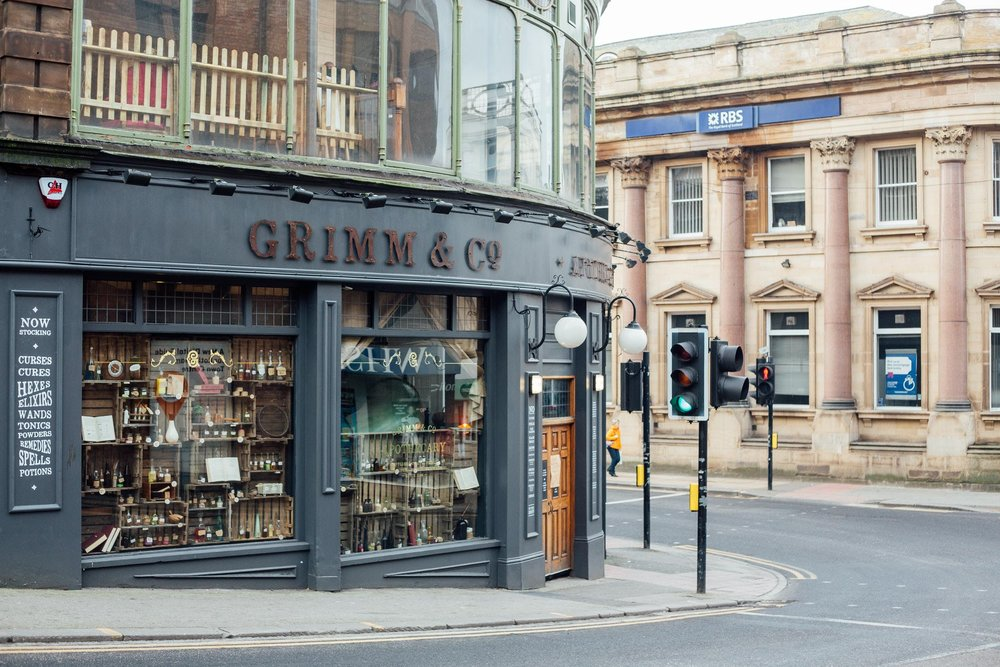 Grimm & Co, Rotherham, United Kingdom