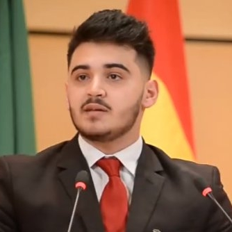 Kenan was a Delegate for the 2018 International Congress of Youth Voices.