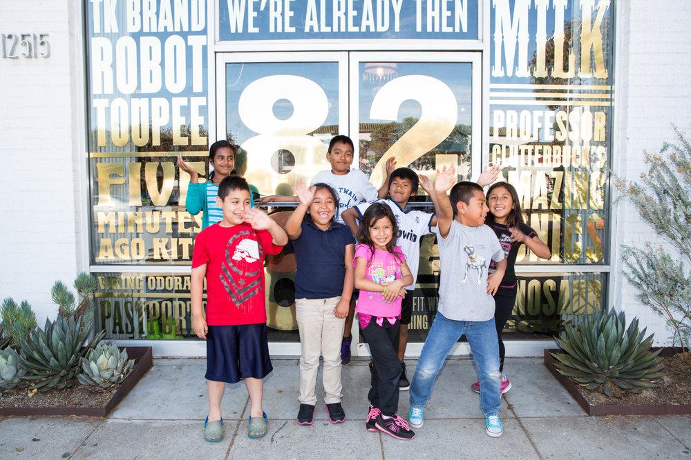 826LA, Los Angeles