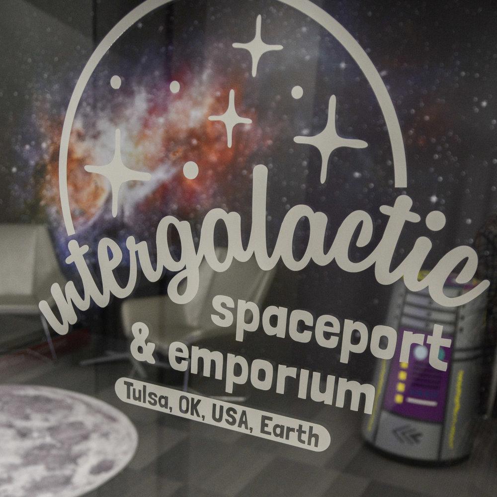 Intergalactic Spaceport Emporium, Tulsa, Oklahoma