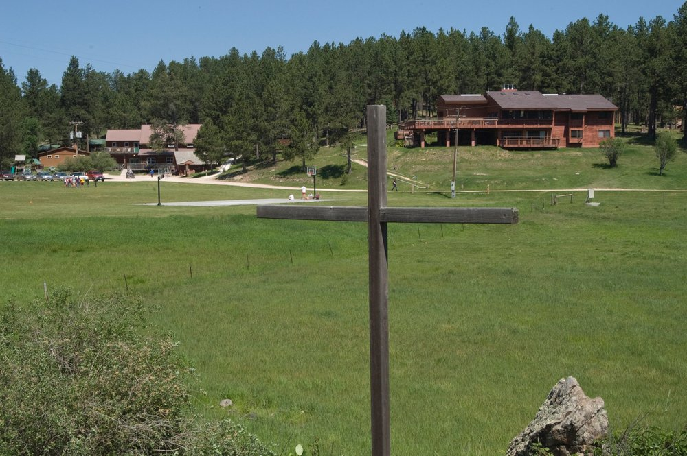 Spend quality time in community and creation at Outlaw Ranch. Stay in our lodge, cabins, or barn and enjoy home-cooked meals in our dining hall.