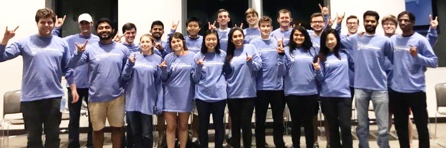 The Longhorn Entrepreneurship Agency Team