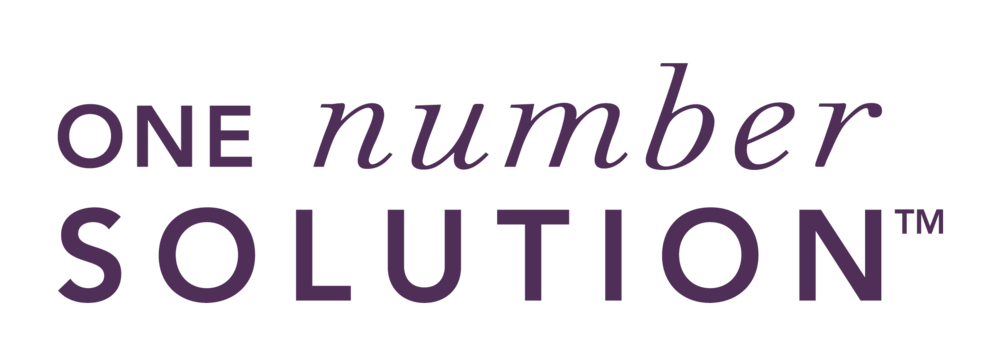 One Number Solution LOGO