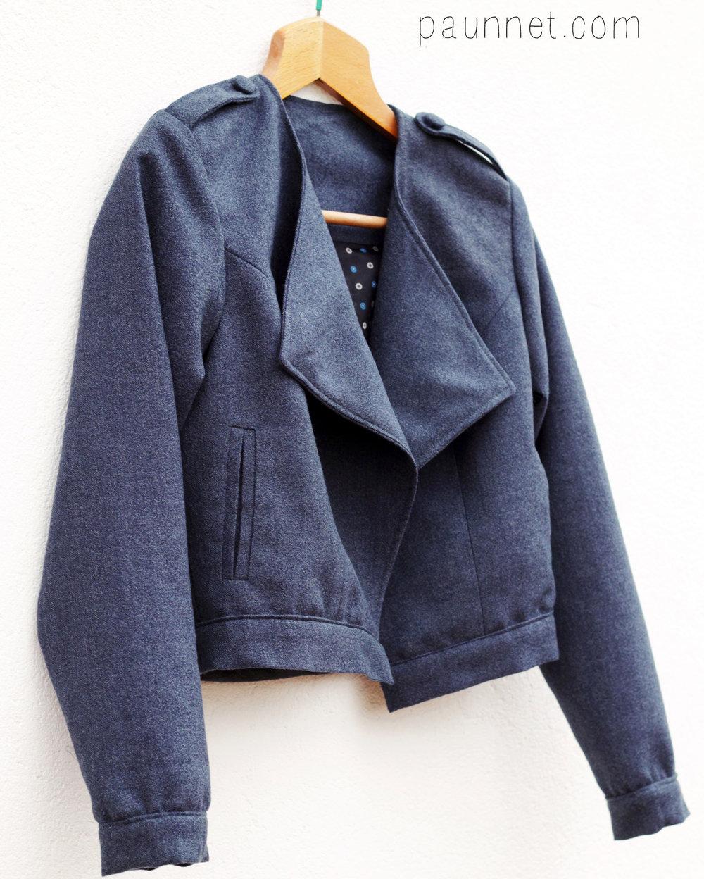 Lupin Jacket -