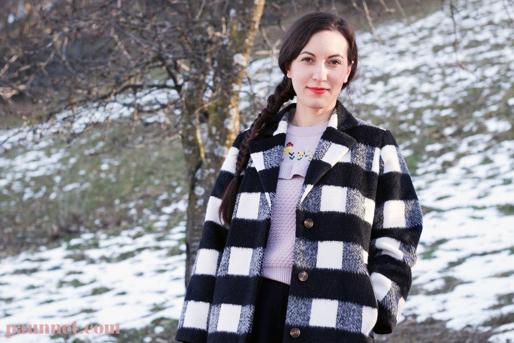 Bamboo coat -