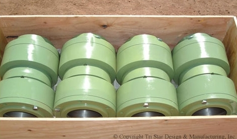 Reel Spool Housings