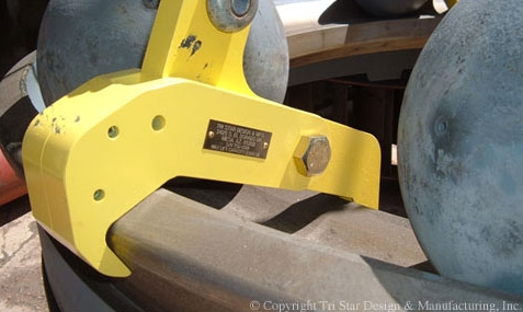 Pulverizer Clamp
