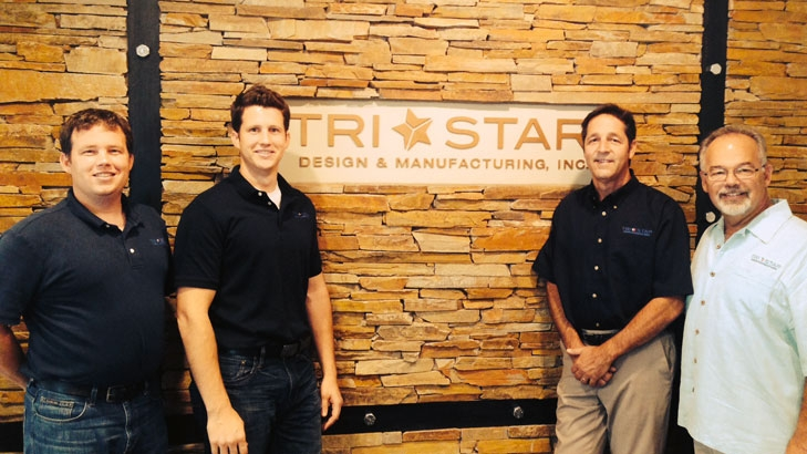 Tri Star Design and Manufacturing, Inc was originally founded in August of 1991 as an Arizona corporation by Rick Lorenzen. It is privately owned and operated by the Hunter Brothers: Benjamin, Caleb, and Matthew.