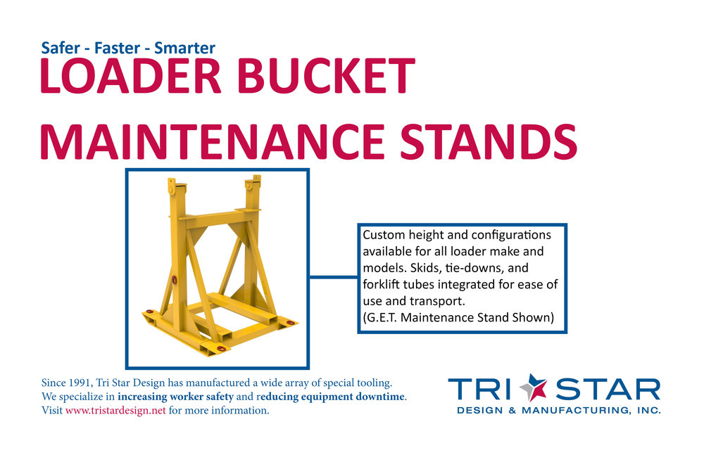 loader bucket maintenance stands.jpg