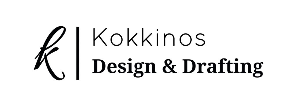 New Client Discount! - All new clients receive a 20% discount off of their first job completed by Kokkinos Design & Drafting!